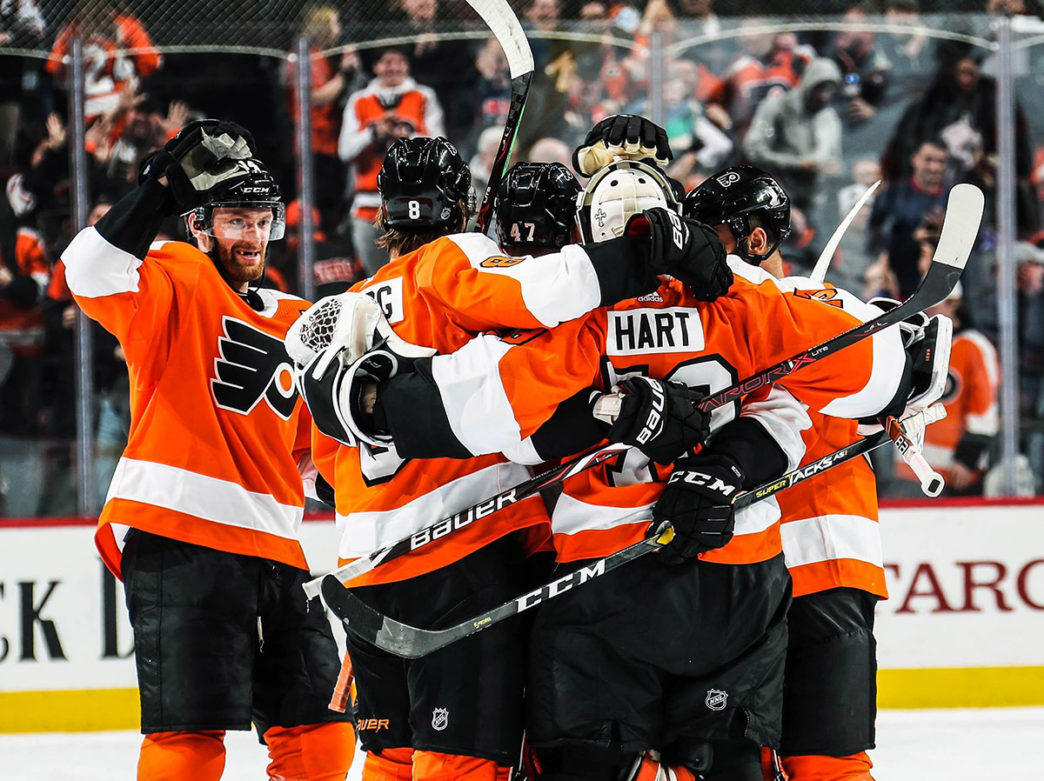 Understanding the Flyers' Playoff Picture – Philadelphia Sports Nation