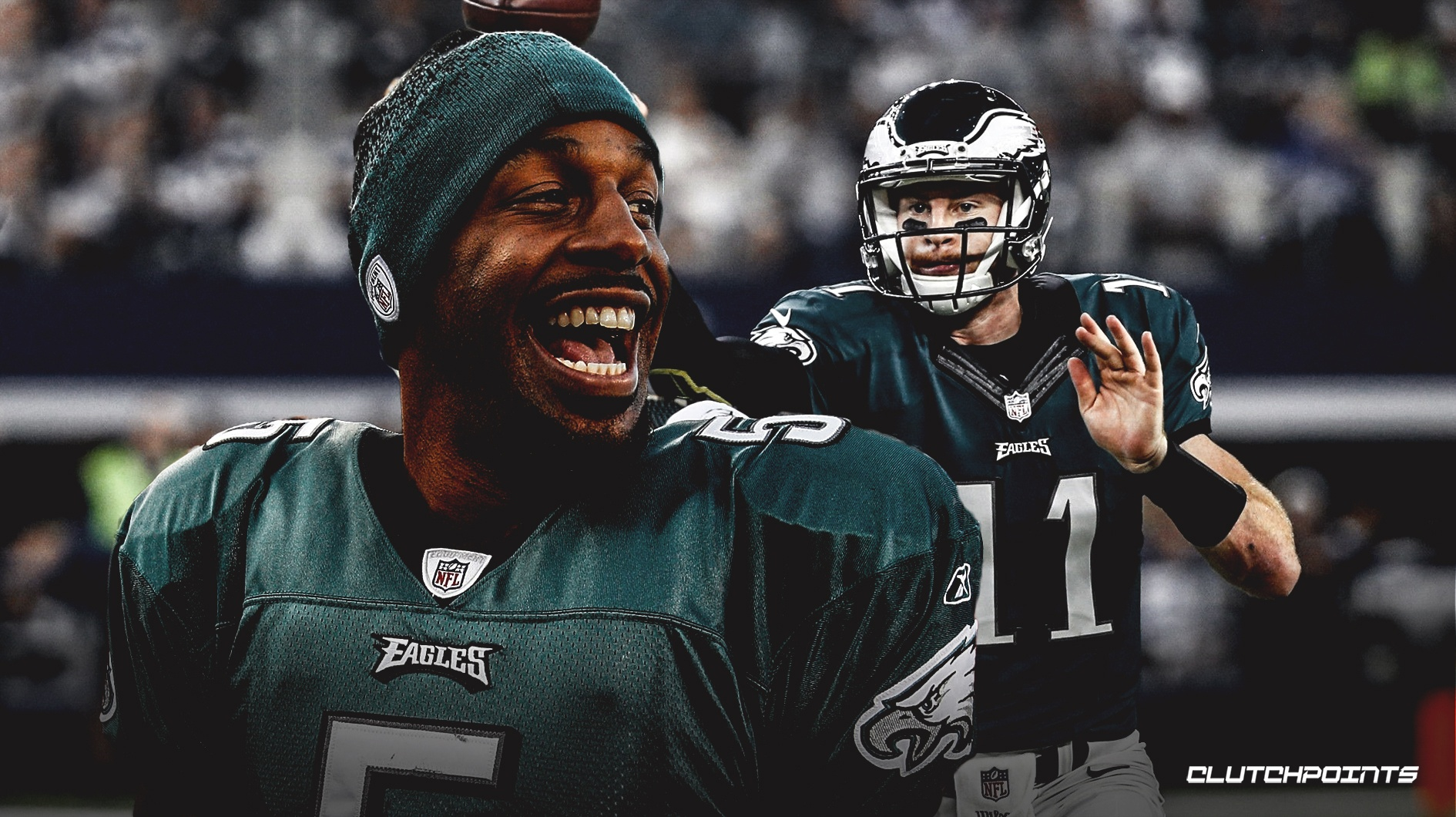 Carson Wentz Vs Donovan Mcnabb Which Qb Started Their Career Off