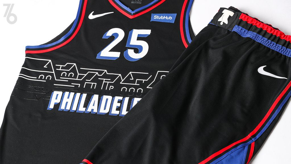 Sixers Unveil New City Edition Uniforms Featuring Boathouse Row Philadelphia Sports Nation